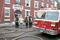 2nd Alarm West Street Worcester 10/5/13